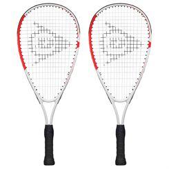 Dunlop Fun Mini Squash Racket Double Pack