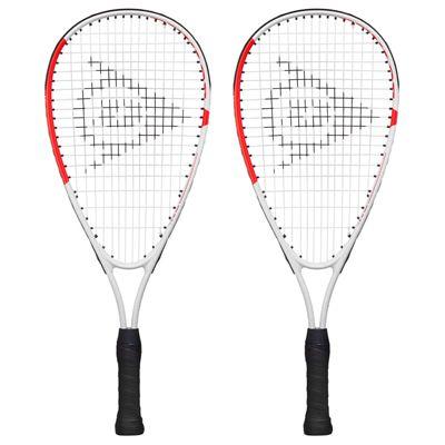 Dunlop Fun Mini Squash Racket Double Pack 2019