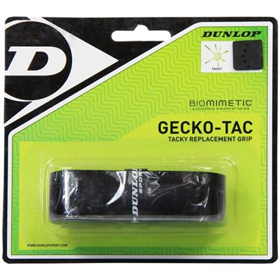 Dunlop Gecko-Tac Pu Replacement Grip-Black