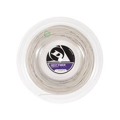 Dunlop Hexy Fibre 1.31mm Tennis String - 200m Reel