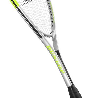 Dunlop Hyper Lite Ti 4.0 Squash Racket Double Pack - Zoom1