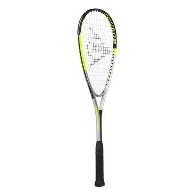Dunlop Hyper Lite Ti 4.0 Squash Racket - Angled