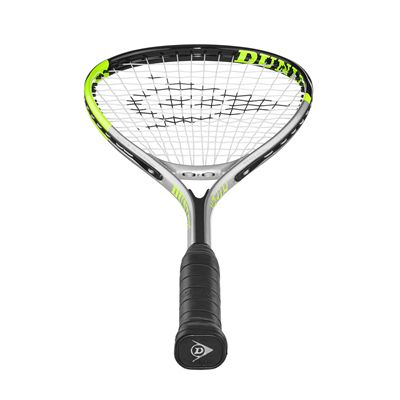 Dunlop Hyper Lite Ti 4.0 Squash Racket - Bottom