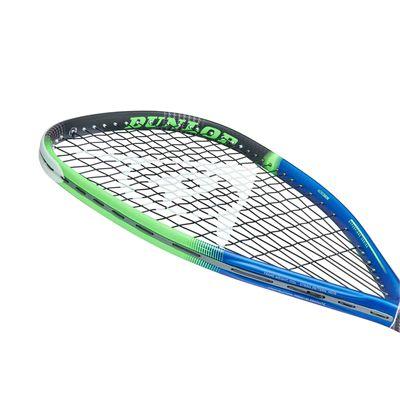 Dunlop Hyperfibre Evolution Racketball Racket - Angle2