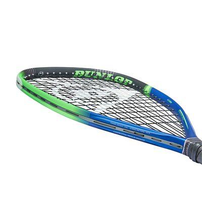 Dunlop Hyperfibre Evolution Racketball Racket - Angle