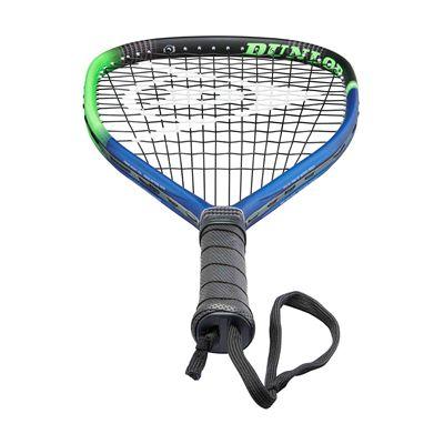 Dunlop Hyperfibre Evolution Racketball Racket - Bottom