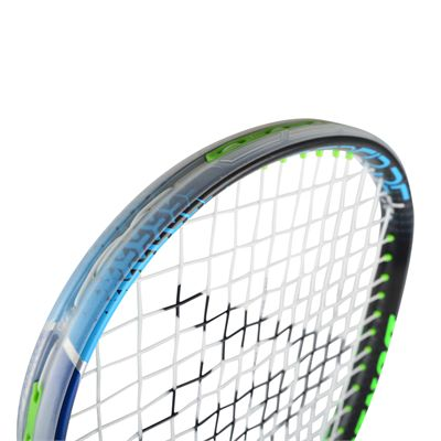 Dunlop Hyperfibre Plus Evolution Pro Squash Racket Double Pack - Above