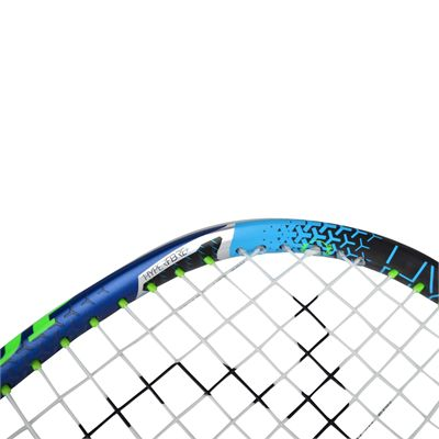 Dunlop Hyperfibre Plus Evolution Pro Squash Racket Double Pack - Zoomed