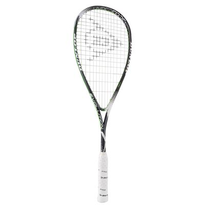 Dunlop Hyperfibre Plus Evolution Squash Racket Double Pack - Angled