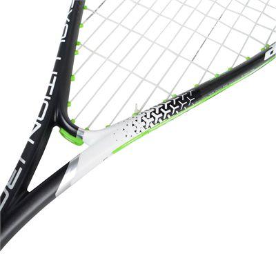 Dunlop Hyperfibre Plus Evolution Squash Racket - Zoomed