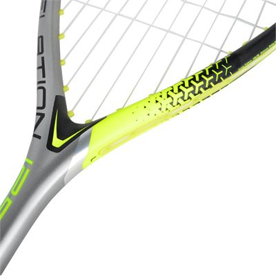 Dunlop Hyperfibre Plus Revelation 125 Squash Racket - Zoomed