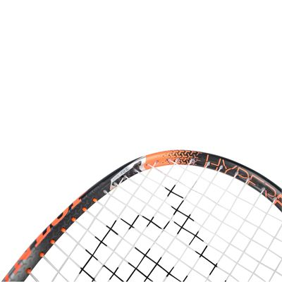 Dunlop Hyperfibre Plus Revelation 135 Squash Racket Double Pack - Zoomed