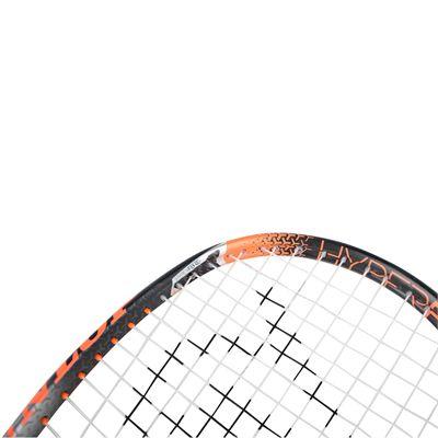 Dunlop Hyperfibre Plus Revelation 135 Squash Racket Double Pack - Zoomed