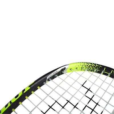Dunlop Hyperfibre Plus Revelation Junior Squash Racket Double Pack - Angled