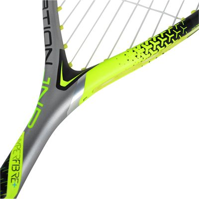 Dunlop Hyperfibre Plus Revelation Junior Squash Racket Double Pack - Frame