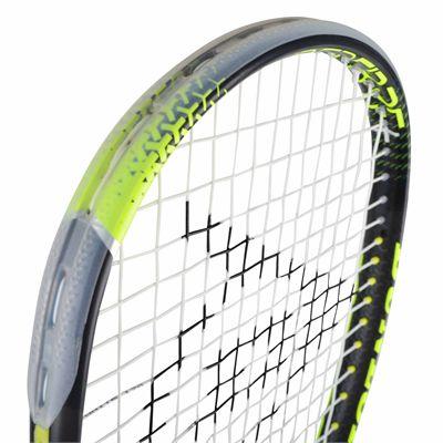 Dunlop Hyperfibre Plus Revelation Junior Squash Racket Double Pack - Slant