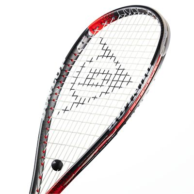 Dunlop Hyperfibre Plus Revelation Pro Lite Squash Racket Double Pack - Zoom2