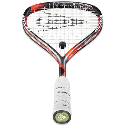 Dunlop Hyperfibre Plus Revelation Pro Lite Squash Racket Double Pack - Zoom3