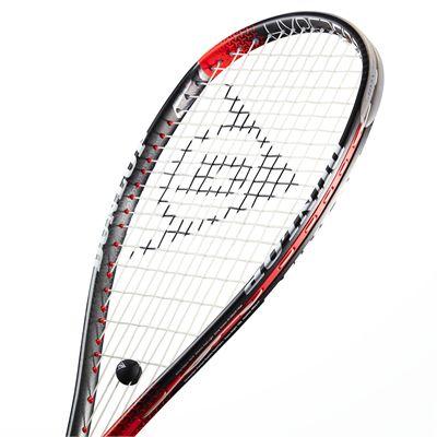 Dunlop Hyperfibre Plus Revelation Pro Lite Squash Racket - Zoomed2