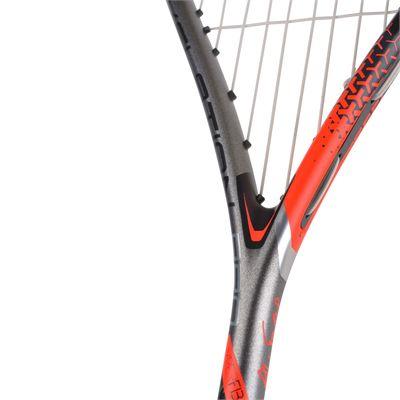 Dunlop Hyperfibre Plus Revelation Pro Ali Farag Squash Racket - Shape