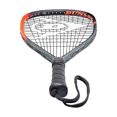 Dunlop Hyperfibre Revelation Racketball Racket - Bottom