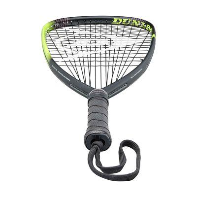 Dunlop Hyperfibre Ultimate Racketball Racket - Bottom