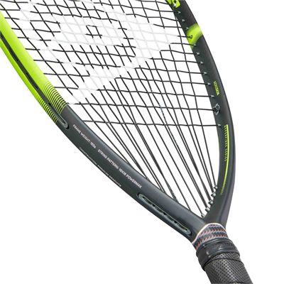 Dunlop Hyperfibre Ultimate Racketball Racket - Zoom1