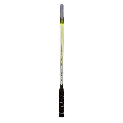 Dunlop Hyperfibre XT Revelation 125 Squash Racket Double Pack - Side1