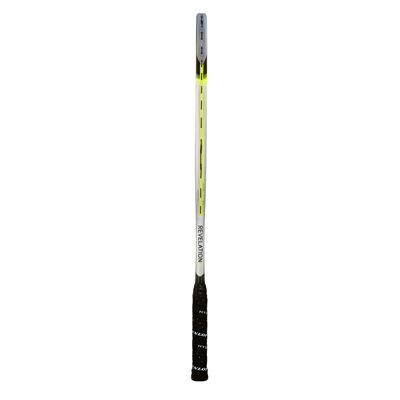 Dunlop Hyperfibre XT Revelation 125 Squash Racket - Side1