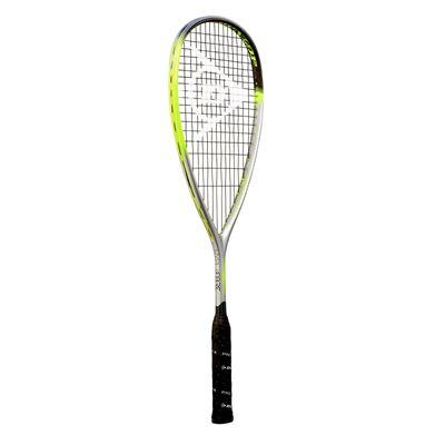 Dunlop Hyperfibre XT Revelation 125 Squash Racket - Slant