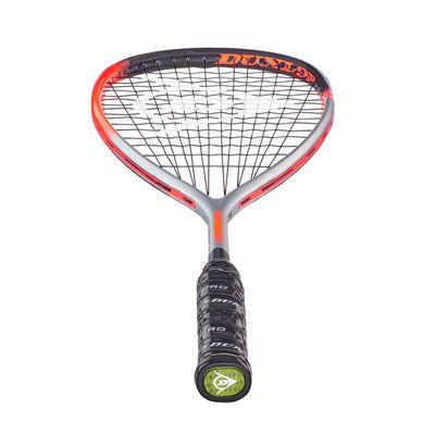 Dunlop Hyperfibre XT Revelation 135 Squash Racket Double Pack - Bottom