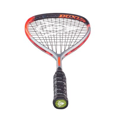 Dunlop Hyperfibre XT Revelation 135 Squash Racket - Bottom