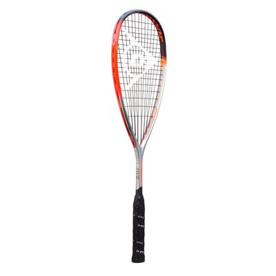 Dunlop Hyperfibre XT Revelation 135 Squash Racket - Slant