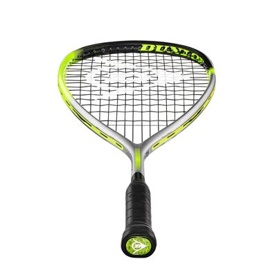 Dunlop Hyperfibre XT Revelation Junior Squash Racket Double Pack - Bottom