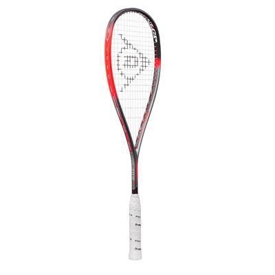 Dunlop Hyperfibre XT Revelation Pro Lite Squash Racket Double Pack - Angled