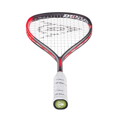 Dunlop Hyperfibre XT Revelation Pro Lite Squash Racket Double Pack - Bottom