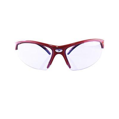 Dunlop I-Armor Protective Squash Eyewear - Red