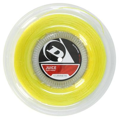 Dunlop Juice 1.26mm Tennis String - 200m Reel