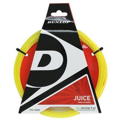 Dunlop Juice 1.26mm Tennis String Set