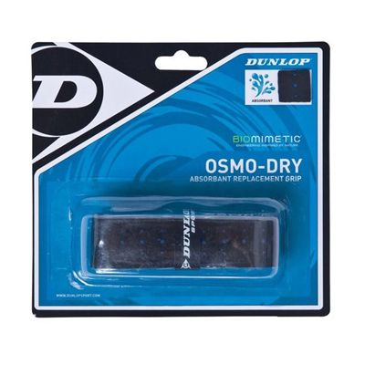 Dunlop Osmo Dry Replacement Grip - Black