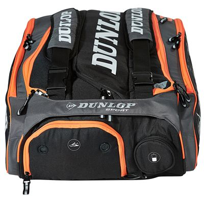 Dunlop Performance 12 Racket Bag - End View