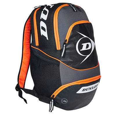 Dunlop Performance Backpack - Side Angled View