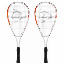 Dunlop Play Mini Squash Racket Double Pack