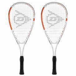 Dunlop Play Mini Squash Racket Double Pack
