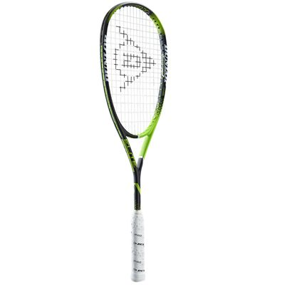 Dunlop Precision Elite Squash Racket Double Pack AW18 - Back
