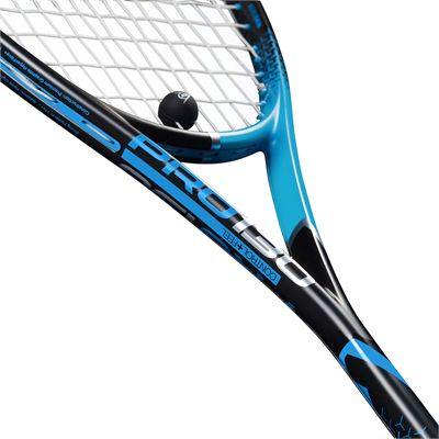 Dunlop Precision Pro 130 Squash Racket Double Pack AW18 - Zoom3