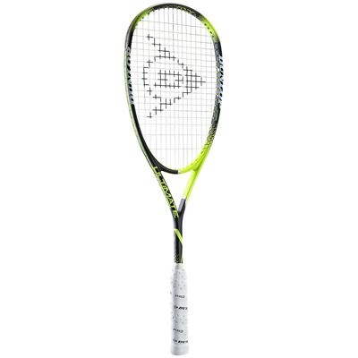 Dunlop Precision Ultimate Squash Racket AW18 - Back
