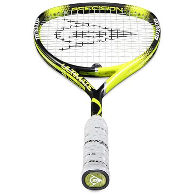 Dunlop Precision Ultimate Squash Racket Double Pack AW18 - Grip