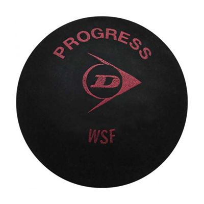 Dunlop Progress Squash Balls - Single Ball