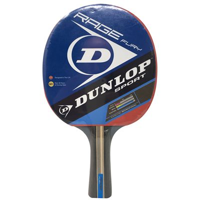 Dunlop Rage Fury Table Tennis Bat
